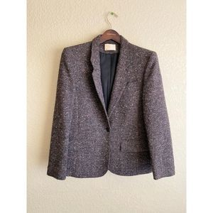 Women VTG Pendleton 100% Virgin Wool Blazer